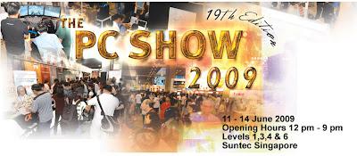 Singapore PC SHOW