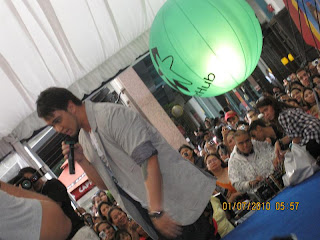 Billy Crawford in Singapore Photo 5