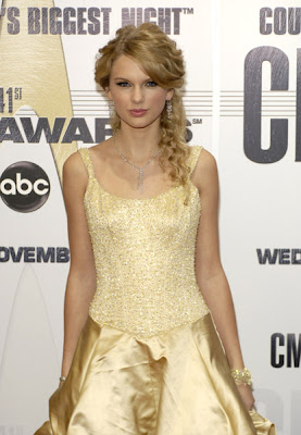 CMT Awards 2009 Winners Taylor Swift