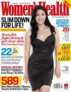 Heart Evangelista Women's Health Magazine May 2009
