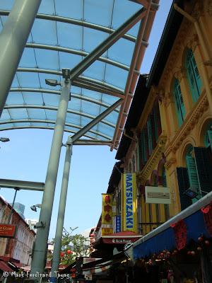 Singapore Chinatown Photo 4