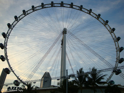 More Singapore Flyer Photo 2