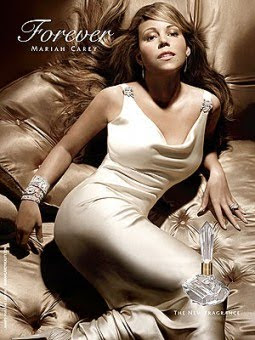 Mariah Carey Forever Fragrance Ad