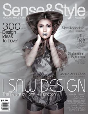 Carla Abellana Sense & Style Magazine