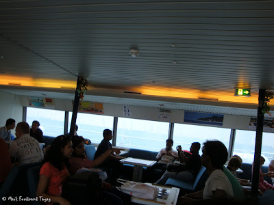 Singapore Ferry Photo 3