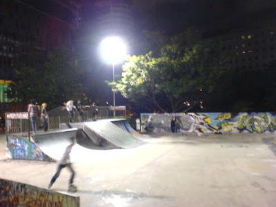 Skateboard Park Singapore 3