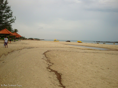 Bintan Lagoon Resort Beach Photo 2