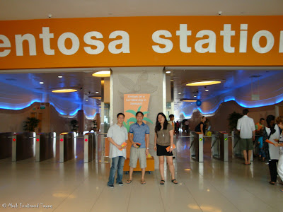 Vivo City Sentosa Station Photo 12