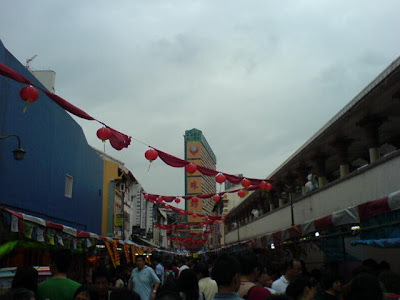 Chinatown in Chinese New Year Batch 1 Photo 8