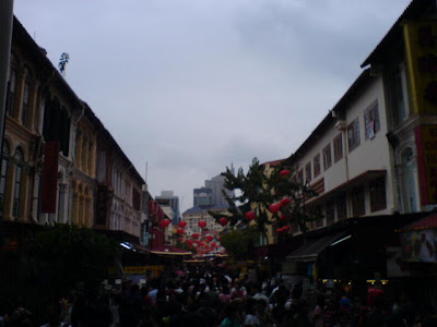 Chinatown in Chinese New Year Batch 1 Photo 3