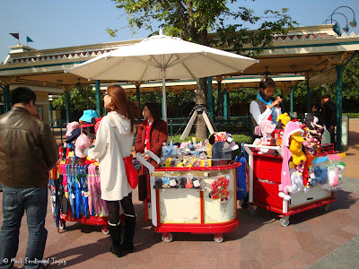 Hong Kong Disneyland Entrance Photo 12
