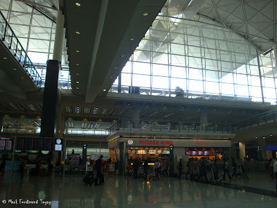 Hong Kong International Airport Photo 13