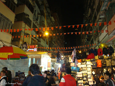 Hong Kong Night Market Photo 1