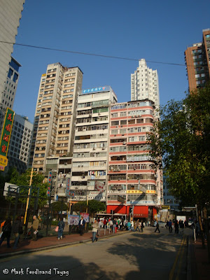 Hong Kong Streets Photo 7