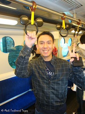 Hong Kong Disneyland Train Photo 14