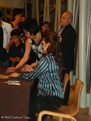 Lea Salonga Concert in Singapore Photo 2