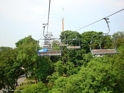 Sentosa Sky Ride Photo 13