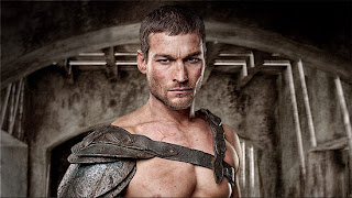 Andy Whitfield Finished His Cancer Treatment