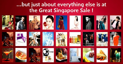 Great Singapore Sale 2010