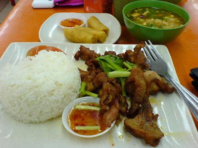Thai Food in Singapore Photo