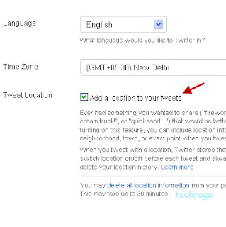 Twitter Adds Location to Messages