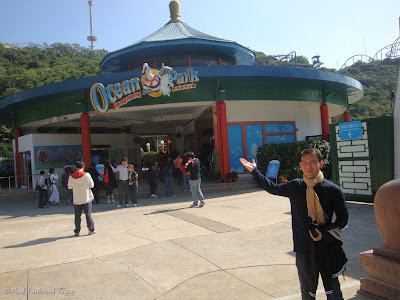 Ocean Park Hong Kong Photo 1