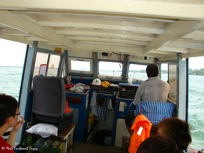 Pulau Ubin Singapore Boat Ride Photo 11