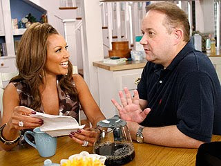 Vanessa Williams Desperate Housewives Set Photo