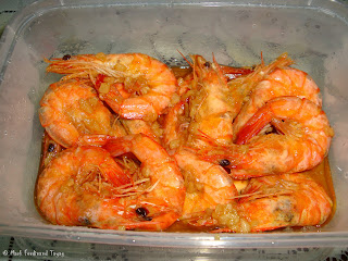 Buttered Garlic Shrimp Recipe