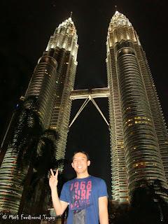 My First Kuala Lumpur, Malaysia Trip