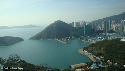 Ocean Park Hong Hong Tower View Photo 1
