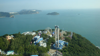 Ocean Park Hong Hong Tower View Photo 6