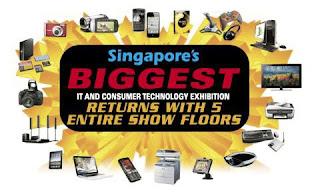 COMEX 2010 Singapore IT Show