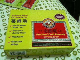 Nin Jiom Cold Remedy