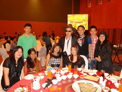 Resorts World Sentosa Dinner and Dance 2010 Photo 8