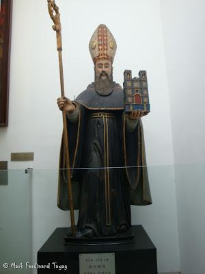 Museum of Sacred Art - Ruins of St. Paul's Macau Photo 2