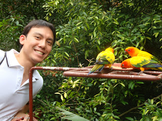 First Singapore Jurong Bird Park Visit