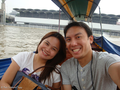 Bangkok Floating Market Photo 2