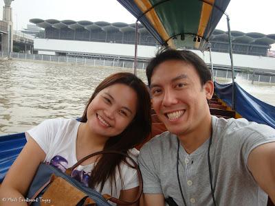 Bangkok Floating Market Photo 2