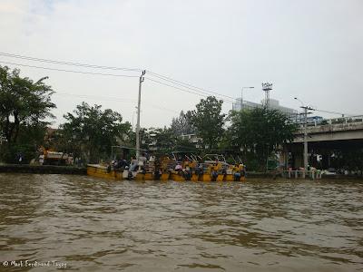 Bangkok Floating Market Photo 11