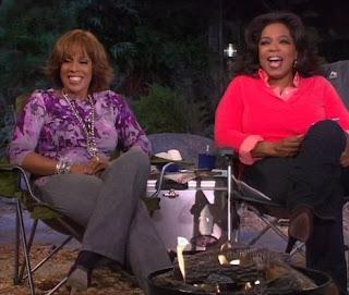 I'm not a Lesbian Says Oprah Winfrey