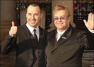 Elton John Welcomes A Baby Boy