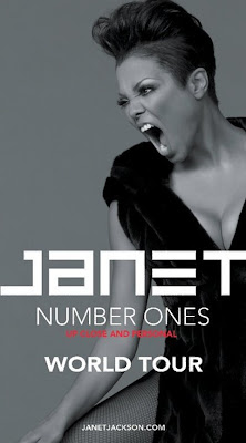 Janet Jackson Live in Singapore Concert