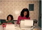 O início do blog foi assim...