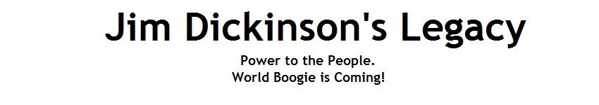Jim Dickinson's Legacy