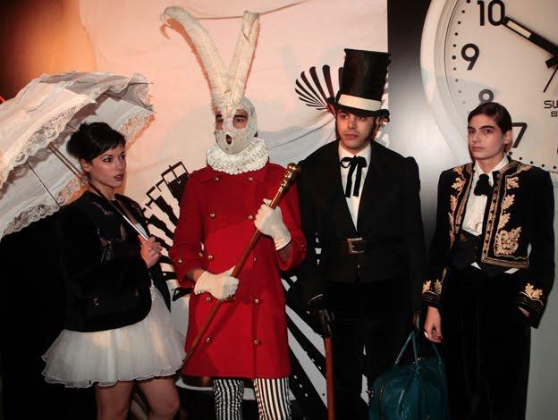 Wonderland Party Aw L London Fashion Week