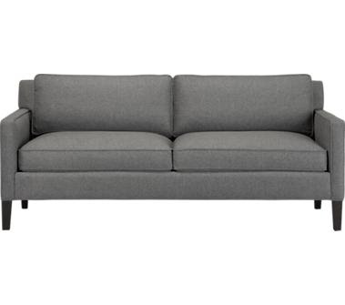 The Hennessy Sofa Is Kind Of Nice In That It Is Squishy Without Giving Up  Back Support, But The Colors That Itu0027s Offered In Are Quite Nasty.