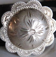 Silver Conchos are my Weakness...