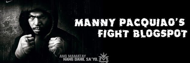 MANNY PACMAN FIGHTS