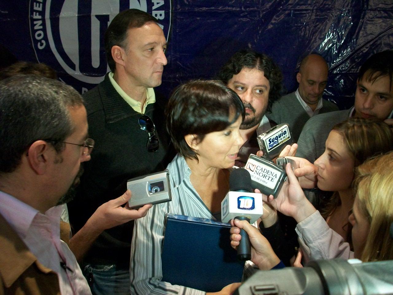 Movimiento de Unidad Popular Cordoba: Mercedes Marco Del Pont visito ...